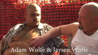 Adam Wolfe and Jaysen Wolfe at bear films