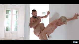 Jessy Ares and Ken Rodeo at gods of men