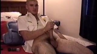 hot straight boy in uniform at str8 boyz seduced