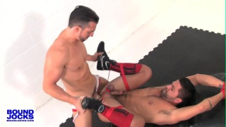Dominic Pacifico and Jimmy Durano at Bound Jocks