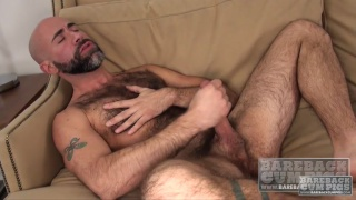 Damon Andros at Bareback Cum Pigs