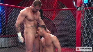 Austin Wolf and Josh Conners at Hot House