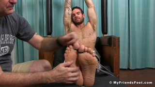 Chase Lachance at My Friends Feet