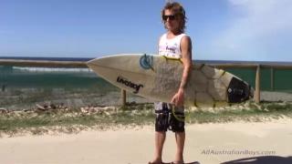 Straight Surfer Spensor at all australian boys