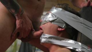 Max Cameron and Tyler Rush at Bound Gods