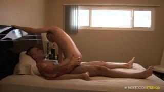 amateur guys Izaak & Blake at Next Door World