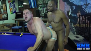 Ray Diesel, Hans Berlin, Trey Turner & Brian Bonds Part 1 at Breed Me Raw