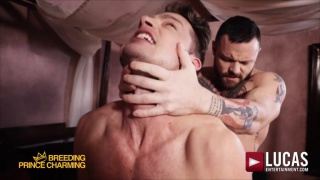 SERGEANT MILES AND DAMON HEART FLIP-FUCK RAW at Lucas Entertainment