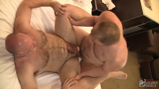 Liam graham and Wade cashen at Hot Older Male