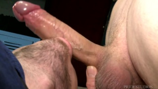 Toby Springs and Blaine Kross at Extra Big Dicks