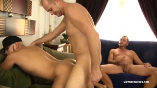 Cocktail Party Gay Sex Orgy 2 at Victor Cody XXX