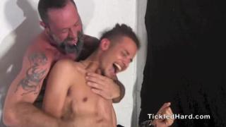 fez at tickled hard