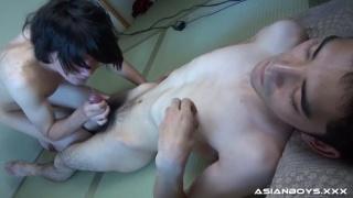 3-part cum-pilation at asian boys xxx