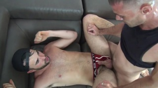 Alex Mason AND Brett Bradley at Raw Fuck Club