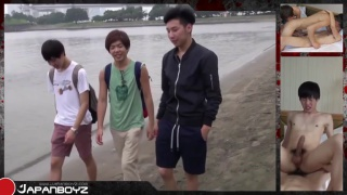 ODAIBA BEACH BOYZ at japan boyz