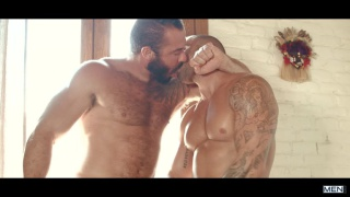 Jessy Ares and Damien Crosse at drill my hole