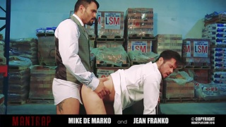 JEAN FRANKO & MIKE DE MARKO at men at play