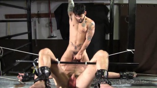 Draven Torres at daddy's bondage boys