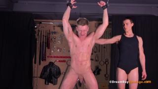 Russian Wrestler Nikolai Part 4 at Dreamboy Bondage