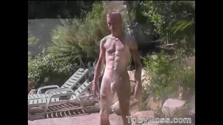 Hung Twinks On Wheels Scene Three at Toby Ross