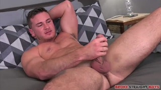 Brenden Steel at Broke Straight Boys