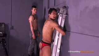 Matie - The Whipping Boy - Part 3 at Dreamboy Bondage