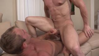 Joey and Blake fuck at Sean Cody