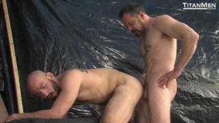 Eric Nero with Max Sargent at Titan Men