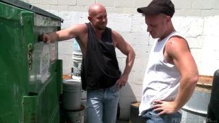 Matt Stevens and Saxon West Men Over 30