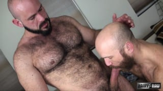 Nixon Steele and Marco Bolt at hairy and raw