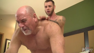 Leo James and Ryan Powers at Hot Older Male