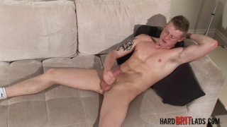 Liam Lawrence at Hard Brit Lads