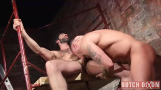 Wade Steel & Dani Robles at Butch Dixon