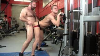 Brad Kalvo & Ian Levine at dylan lucas