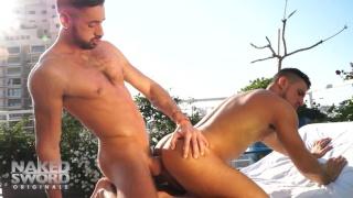 Kiss And Tel Aviv Episode 3  at Naked Sword
