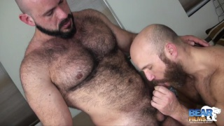 Nixon Steele and Marco Bolt at bear films