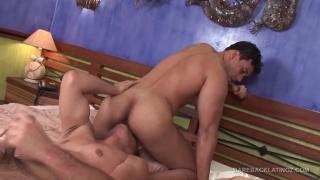 Alexandre and Andre at bareback latinoz
