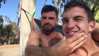 Daniel & Joey Bareback at sean cody