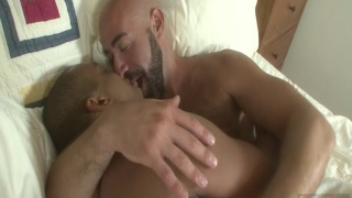 dAMON ANDROS and QUENTIN at Hot Older Male