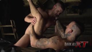 Pigboy and Kieran at Dark Alley XT