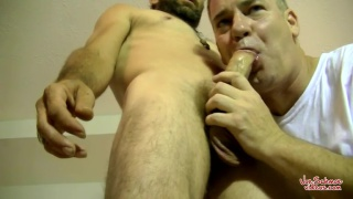 hairy daddy Squirell at Joe schmoe videos