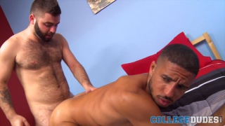 Josh Long and Mike Maverick at College Dudes