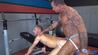 RAY DALTON and DEK RECKLESS at Hot Older Male