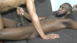 Special K and Brice Coleman at Black Breeders