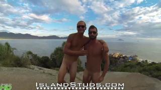 Flavio and Fabricio at Island Studs