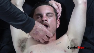 Sean Gets Worked Over at gemini men