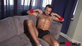 Stany Falcone at Hard Brit Lads