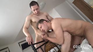 Miky Bolton & Petr Hardinava at Cocksure Men