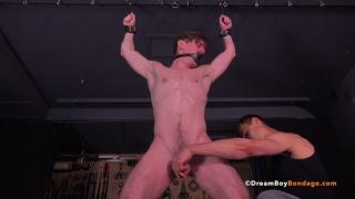 Dirk Wakefield - Kept Boy - Part 3 at Dreamboy Bondage
