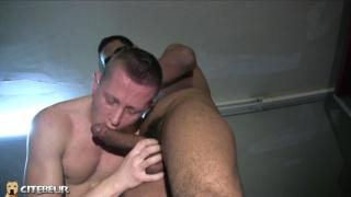 Big-dicked Ryan drills Steven at Citebeur